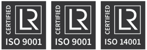 ASFC ISO certificates